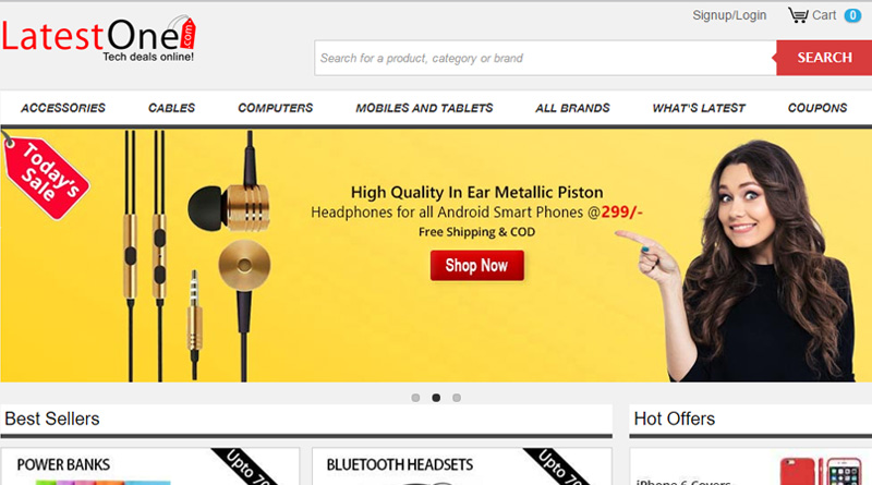 Mobile accessories e-tailer LatestOne.com raises 22 crore funding